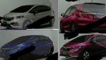 2018 Honda Fit / Jazz facelift brochure