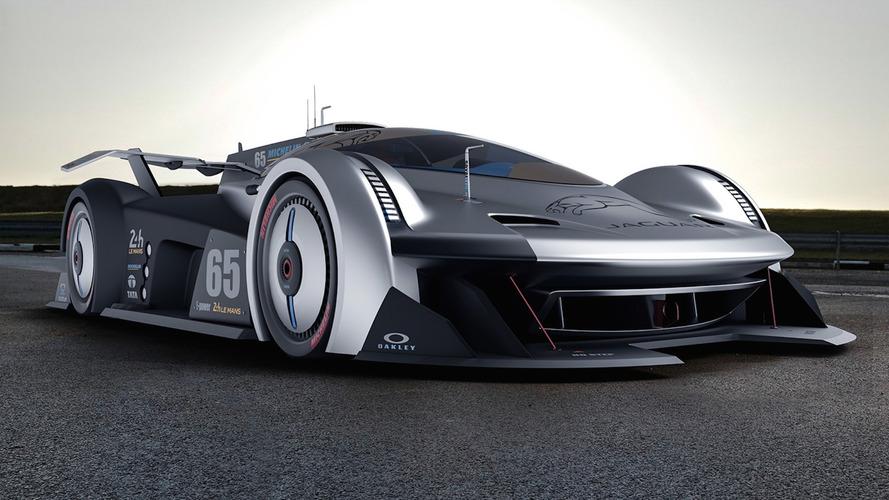Soñamos con el retorno de Jaguar a Le Mans y el resultado es este render, llamado SS-107