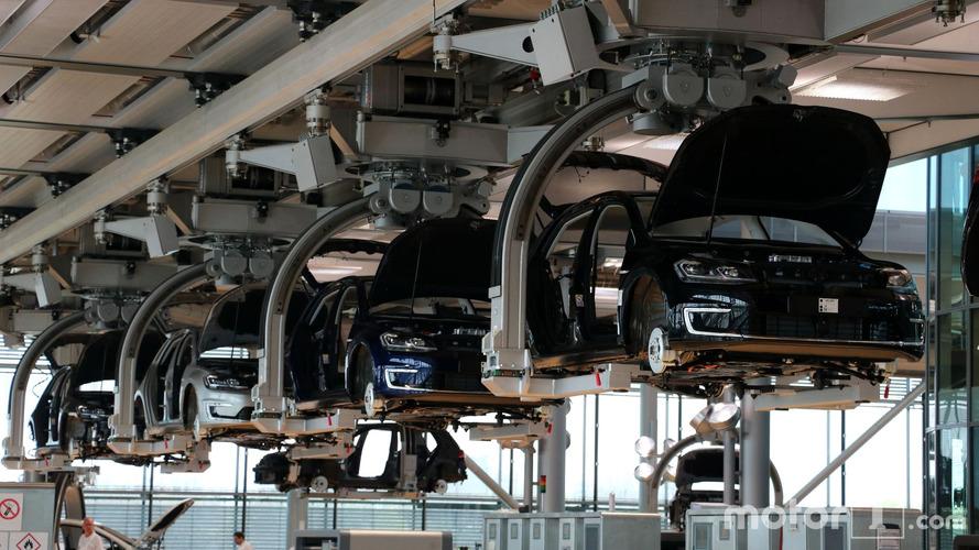 Usine Volkswagen Dresde