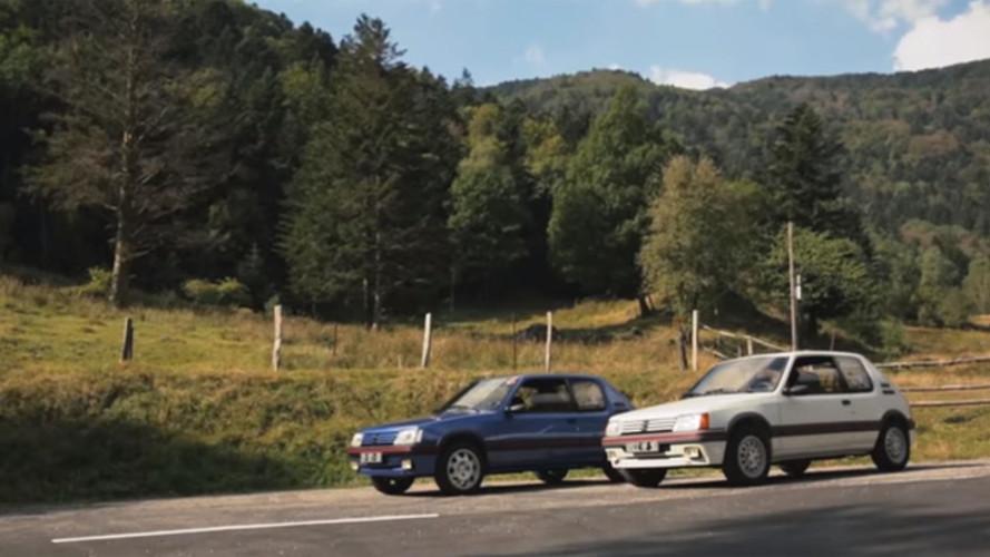 VIDÉO - Petrolicious s'attaque à la Peugeot 205 GTi