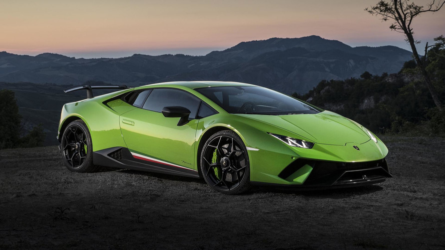 2017 - Lamborghini Huracán Performante