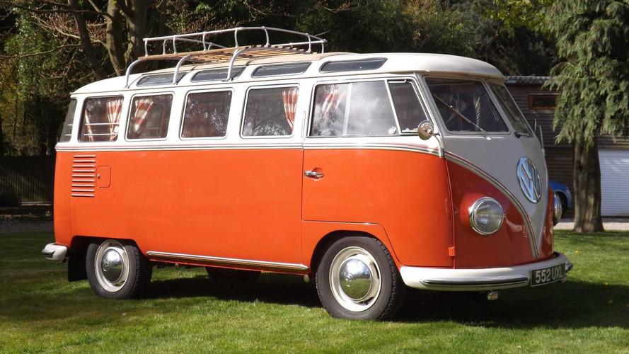 1959 VW Samba Campervan yeni evini arıyor