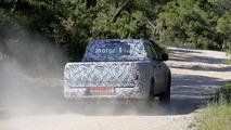 2018 Mercedes X-Class new spy photos