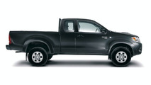 Toyota Hilux Extra Cab Added (UK)