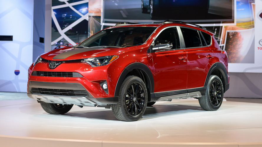 2018 toyota rav4 adventure gets a price. Black Bedroom Furniture Sets. Home Design Ideas