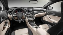2017 Mercedes GLA restylé