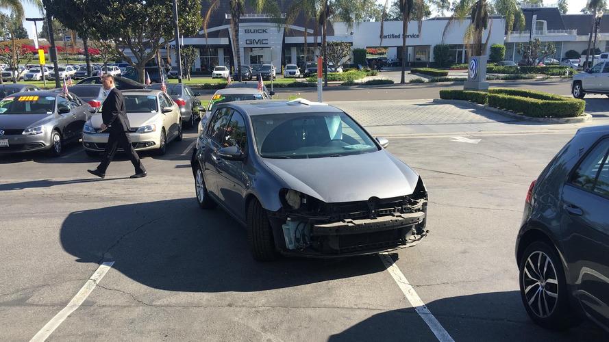 Volkswagen se recusa a recomprar carros depenados afetados pela Dieselgate