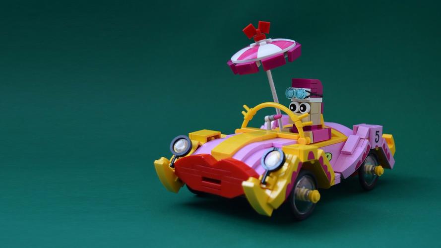 La reproduction en LEGO des