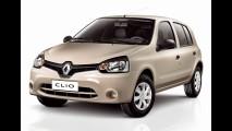 Kwid vem aí: Renault Clio deixa de ser fabricado na Argentina