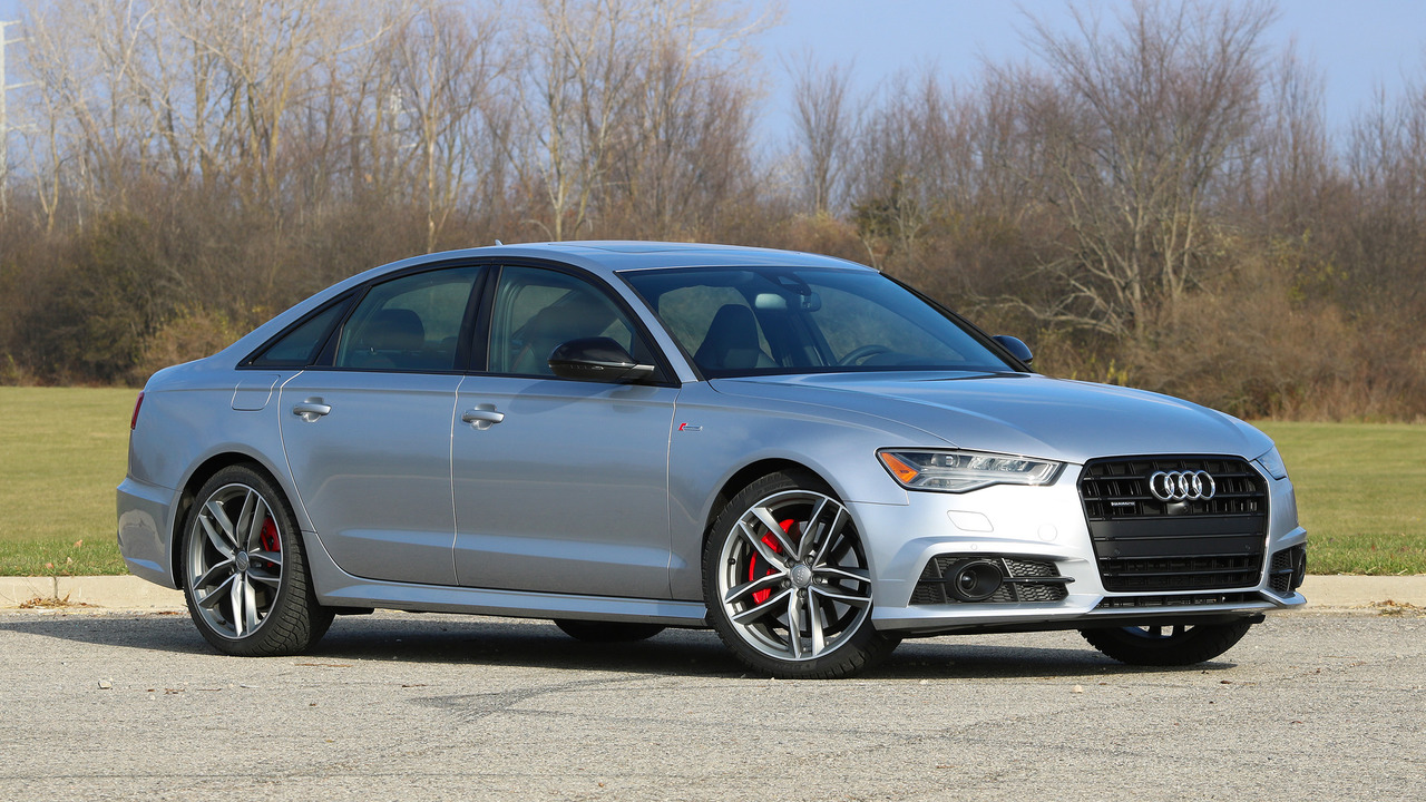 2017 audi a6 3 0t competition review call it the s6 lite. Black Bedroom Furniture Sets. Home Design Ideas