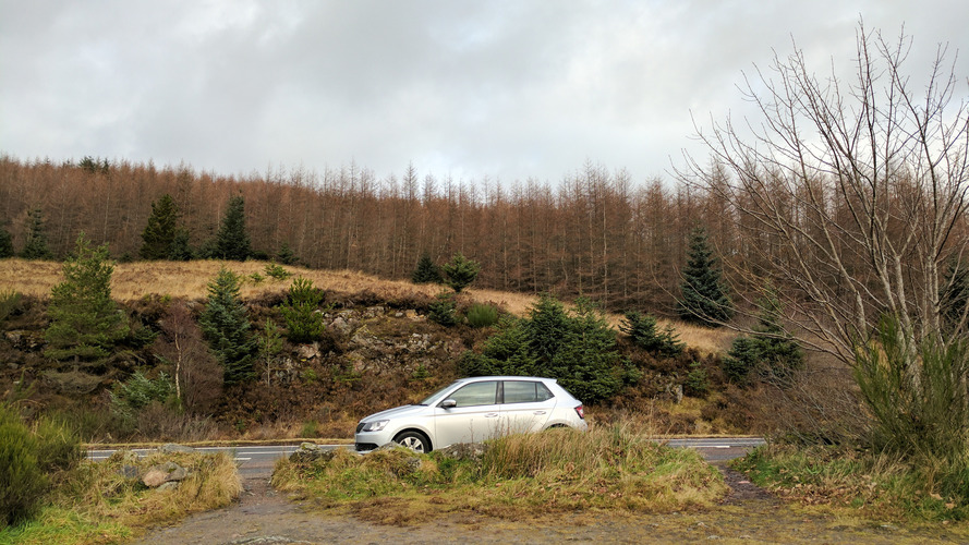 Driving the Scottish Highlands: Glasgow to Isle of Skye