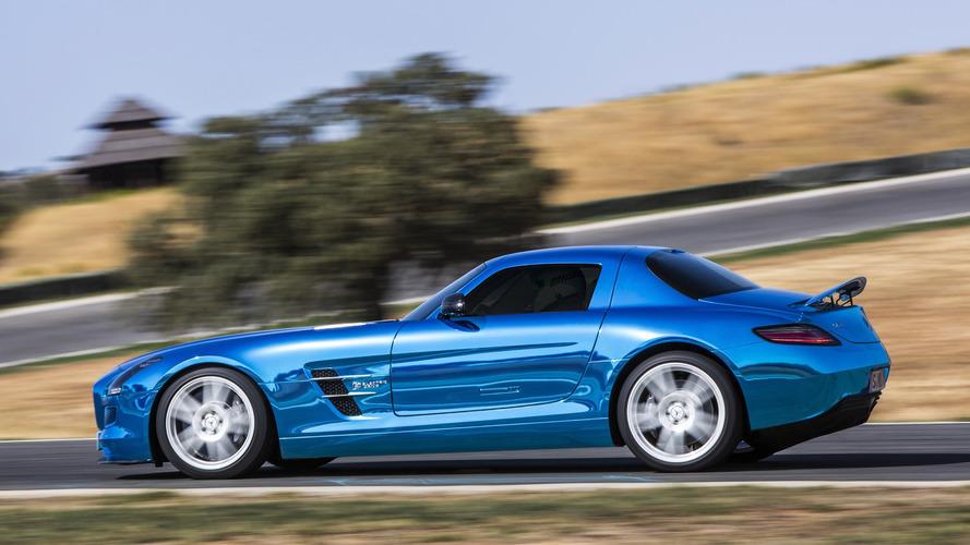 Mercedes-AMG prévoit des sportives hybrides et électriques