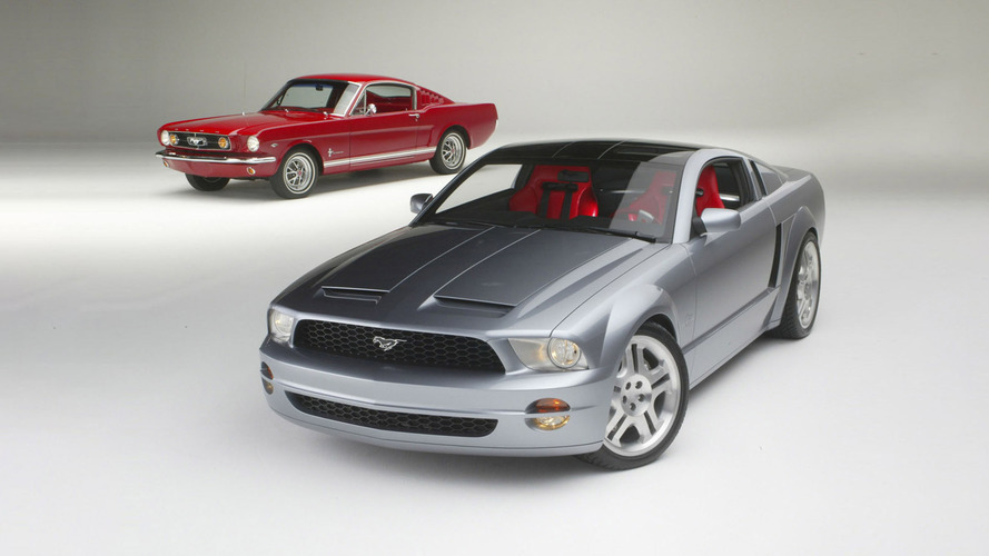 Ford Mustang GT Concept (2003) – Make the Mustang great again!