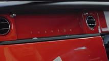 Gold-infused Rolls-Royce Phantom