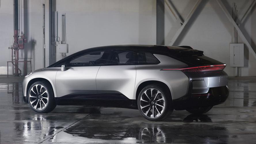 Faraday Future veut faire mieux que Tesla à Pikes Peak
