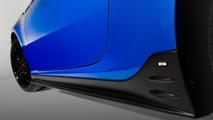 Subaru BRZ with STI concept sports kit