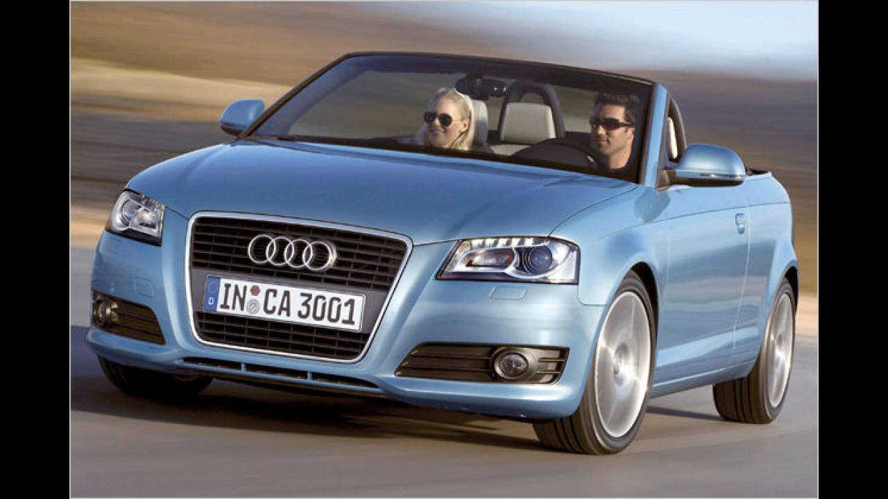 Audi A3 Cabriolet 1.9 TDI DPF