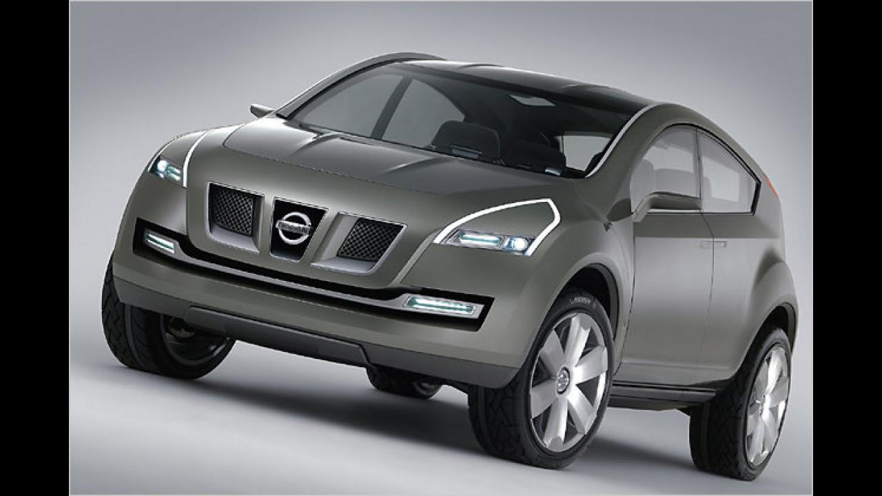 Aus dem Nissan Qashqai Concept ...
