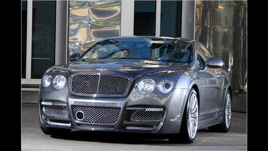 695 PS: Bentley Continental GT von Anderson