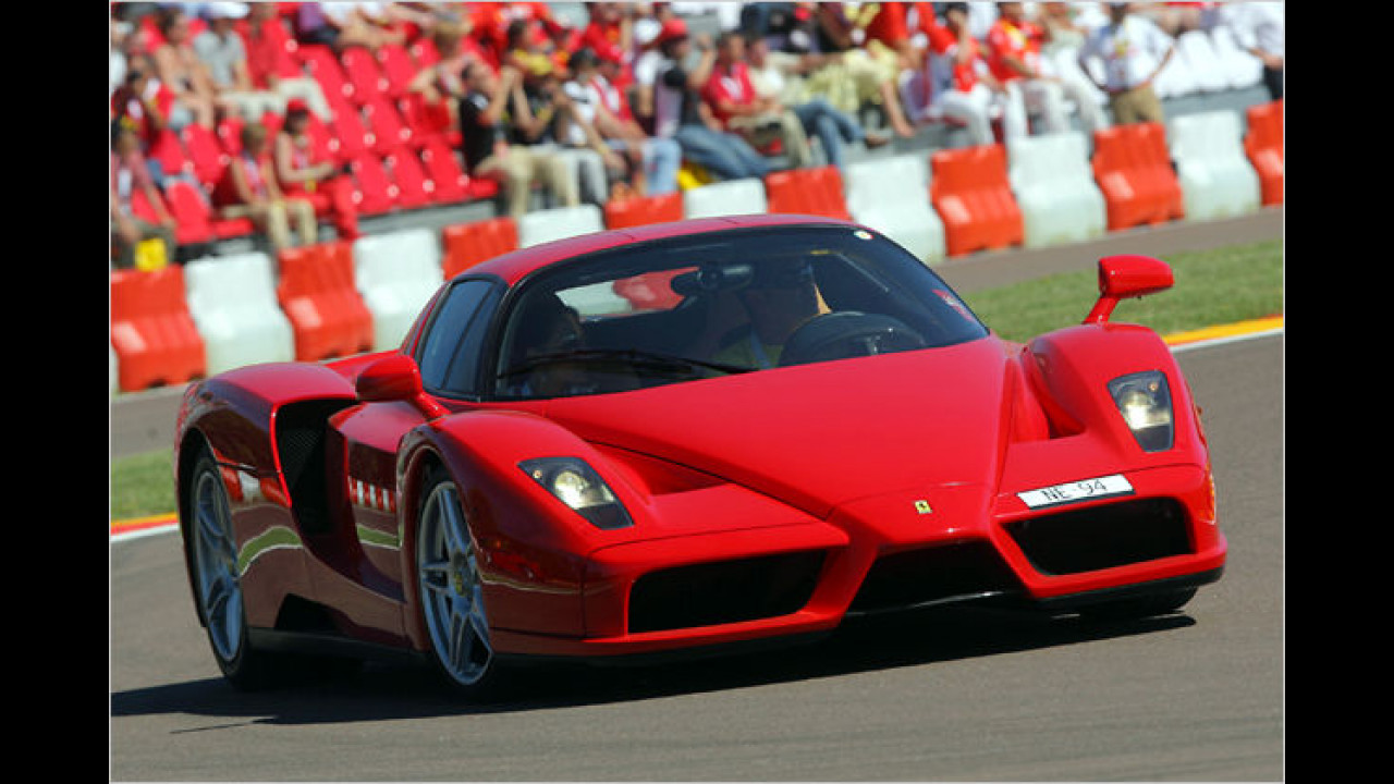 Dreamcars: Ferrari Enzo