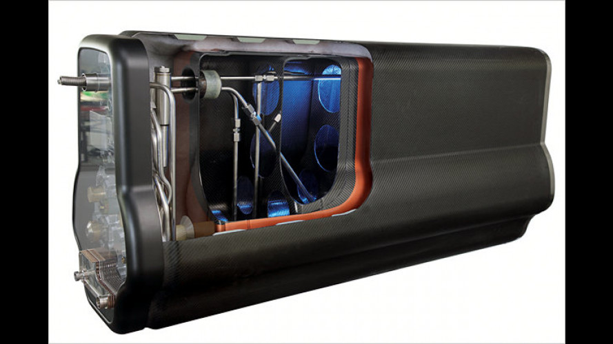 Wasserstofftechnik: BMW stellt neuen Flüssiggastank vor