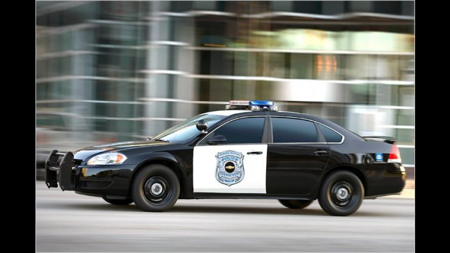 Chevrolet Impala Police: Neuer Streifenwagen für Sheriffs