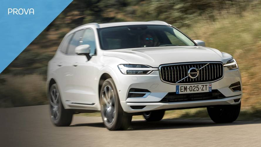 Volvo XC60 T8 Twin Engine, l'ibrida plug-in dall'anima sportiva