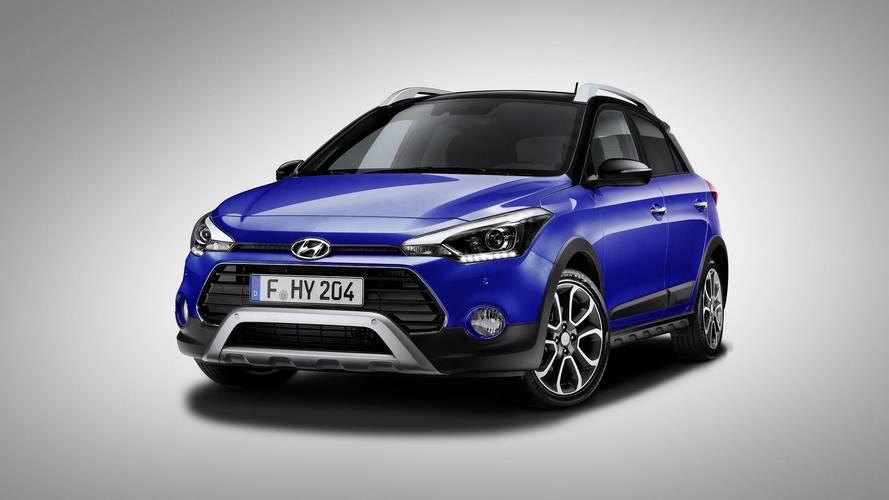 Makyajlı Hyundai i20'nin üretimi start aldı