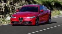 2016 Alfa Romeo Giulia Quadrifoglio
