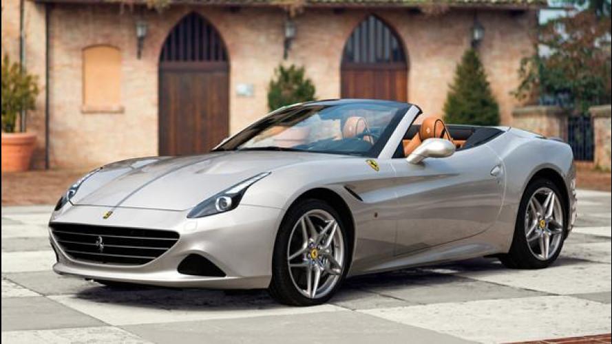 Ferrari California T speciale per il Salone di Shanghai