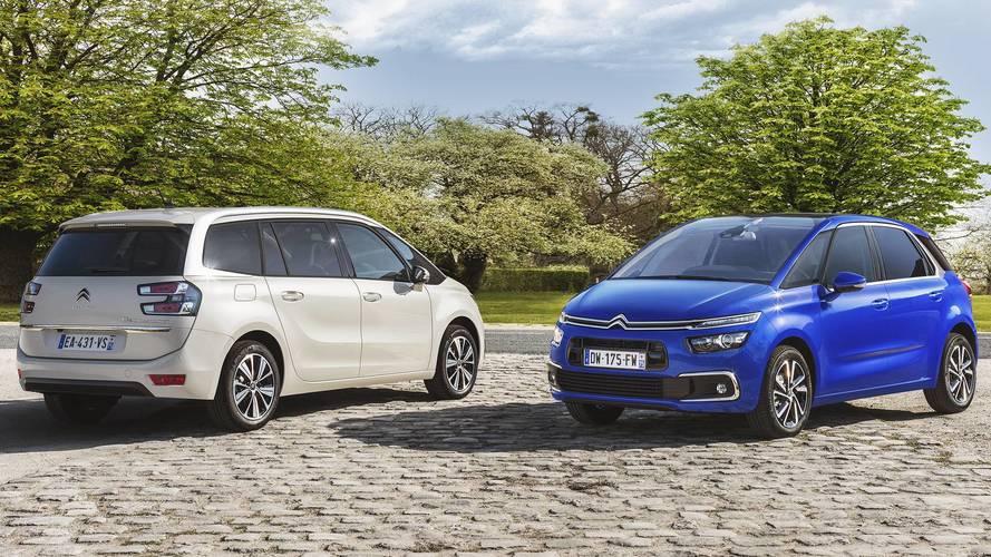 Citroën C4 SpaceTourer - Voici les prix !
