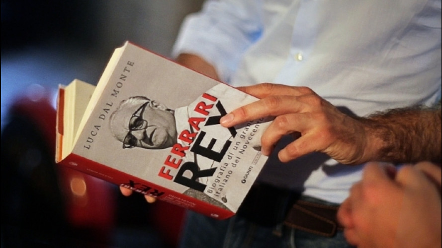 Ferrari Rex, l'uomo Enzo Ferrari, oltre la sua leggenda [VIDEO]