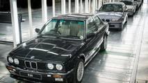 BMW usine de Rosslyn en Afrique du Sud