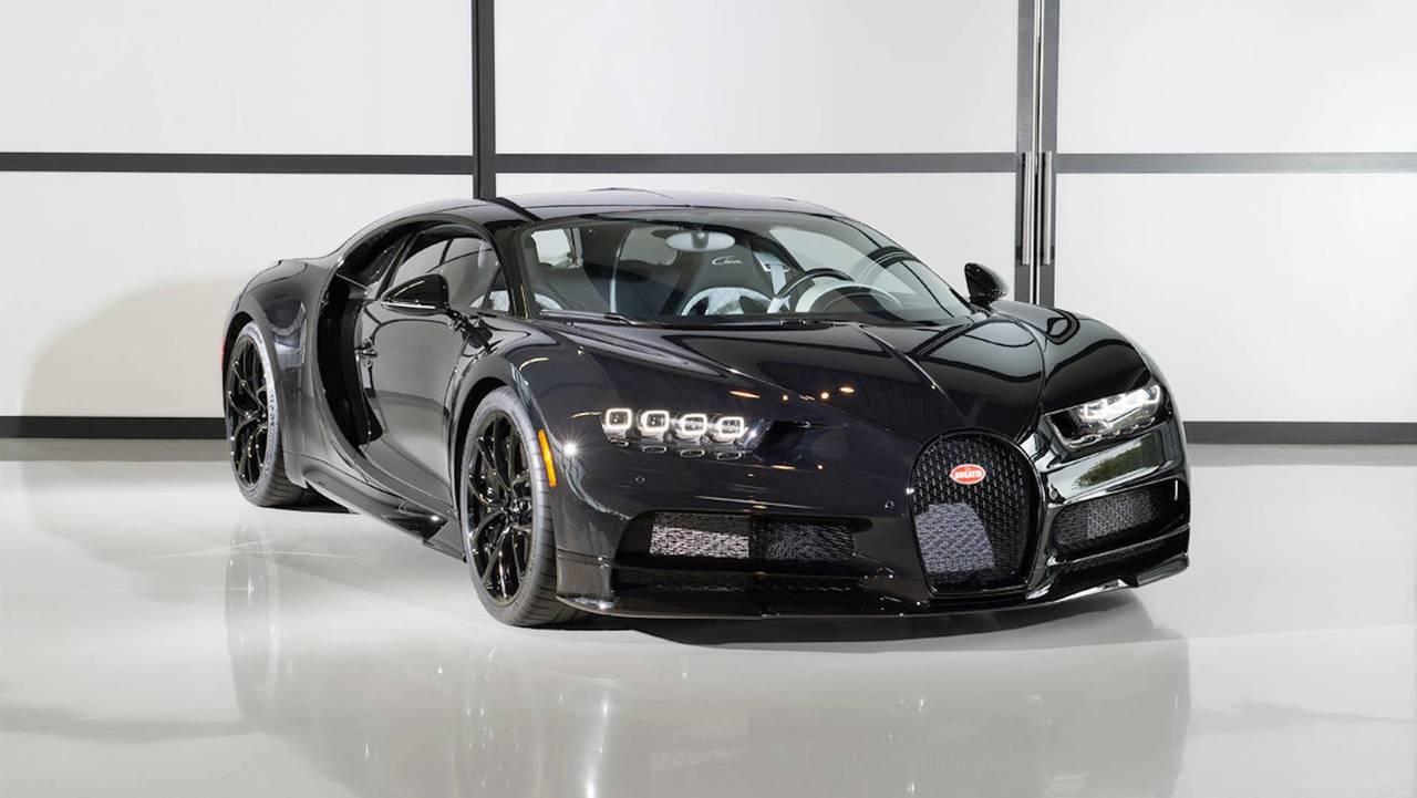 Bugatti Chiron Bitcoin