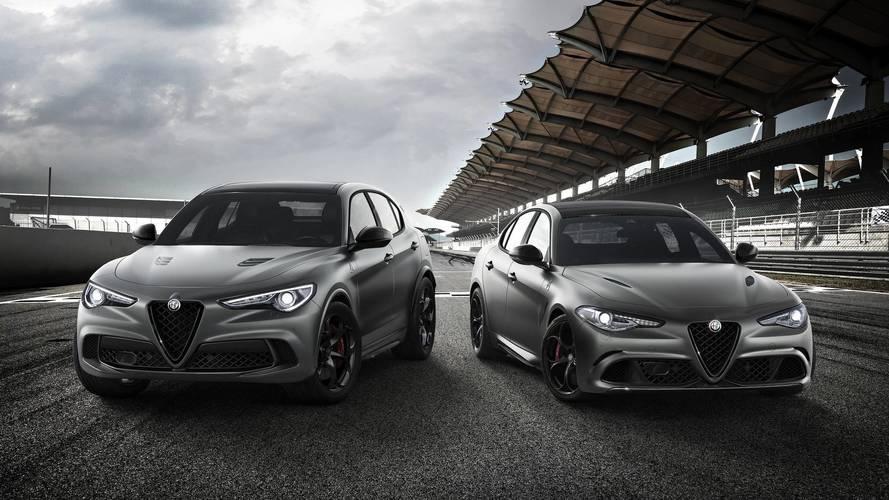 Genfben debütál az Alfa Romeo Giulia és Stelvio Nürburgring Edition
