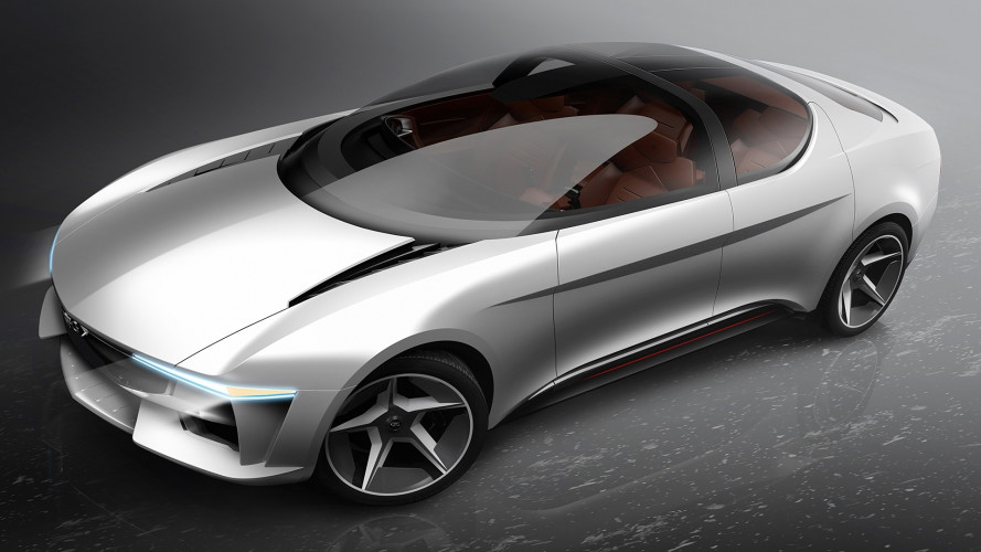 GFG Style Sibylla, il futuro elettrico firmato Giugiaro