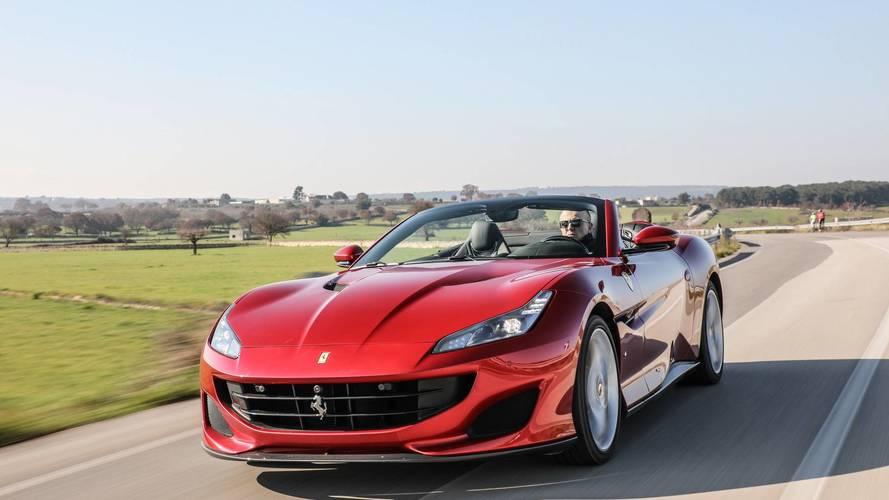 Primeiras Impressões - Ferrari Portofino deixa a Califórnia para trás