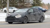 2020 Toyota Corolla Spy Photos