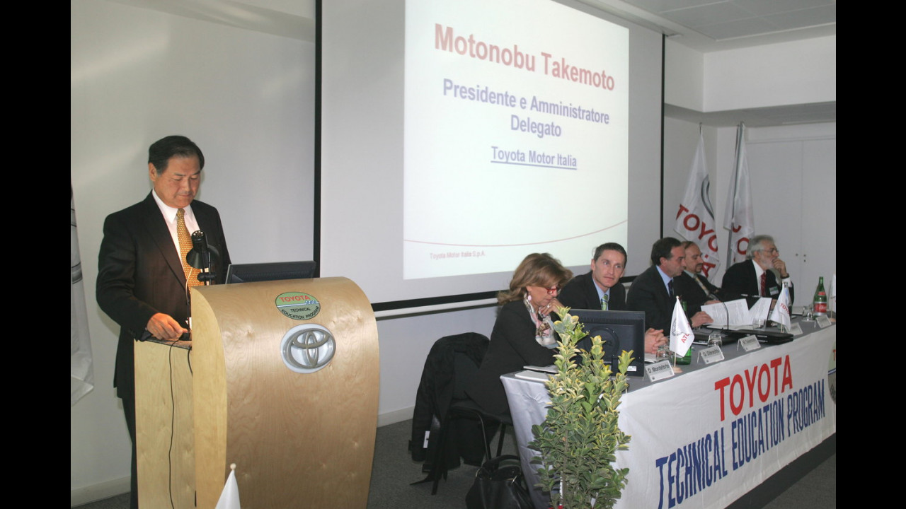 Inaugurazione del programma T-TEP a Roma