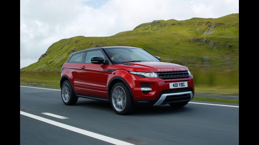 Range Rover Evoque, una rivoluzione per Land Rover