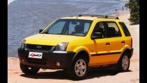 Ford comemora produção de 1 milhão de unidades do EcoSport no Brasil