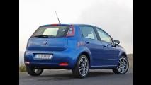 Fiat Punto fará parte da família Panda na próxima geração