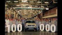 Renault Duster alcança 100 mil unidades produzidas na Rússia