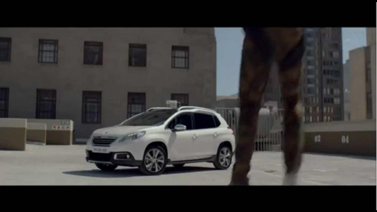 VÍDEO: Peugeot 2008 em movimento
