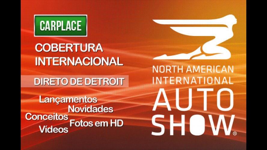 Internacional: CARPLACE fará cobertura do Salão do Automóvel de Detroit ao vivo