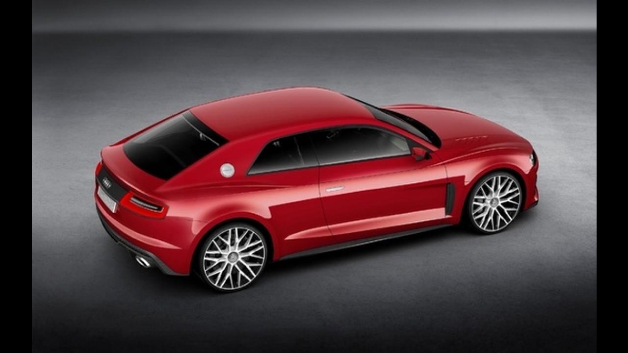 Audi vai apresentar o Sport Quattro Concept Laserlight na CES 2014