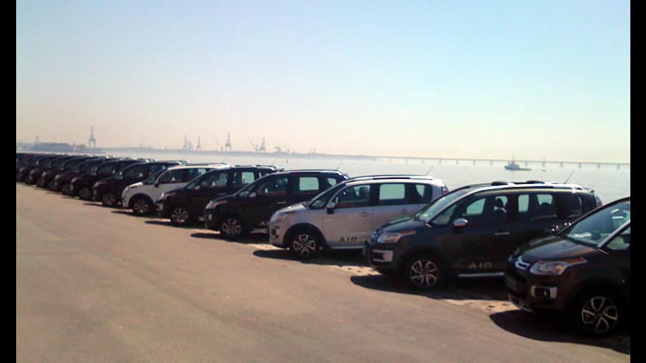 Preços oficiais do Novo Citroën AirCross: de R$ 53.900 a R$ 61.900
