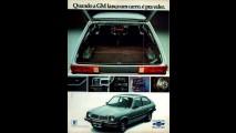 Carros para sempre: Chevette Hatch era o membro que faltava na família