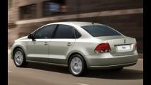 Volkswagen prepara inédito mini-sedã baseado no Polo