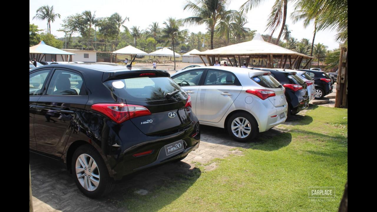 Hyundai HB20 é eleito Carro do Ano 2013 pela revista Autoesporte - Fusion, Ranger, EcoSport e Q3 também levam prêmios